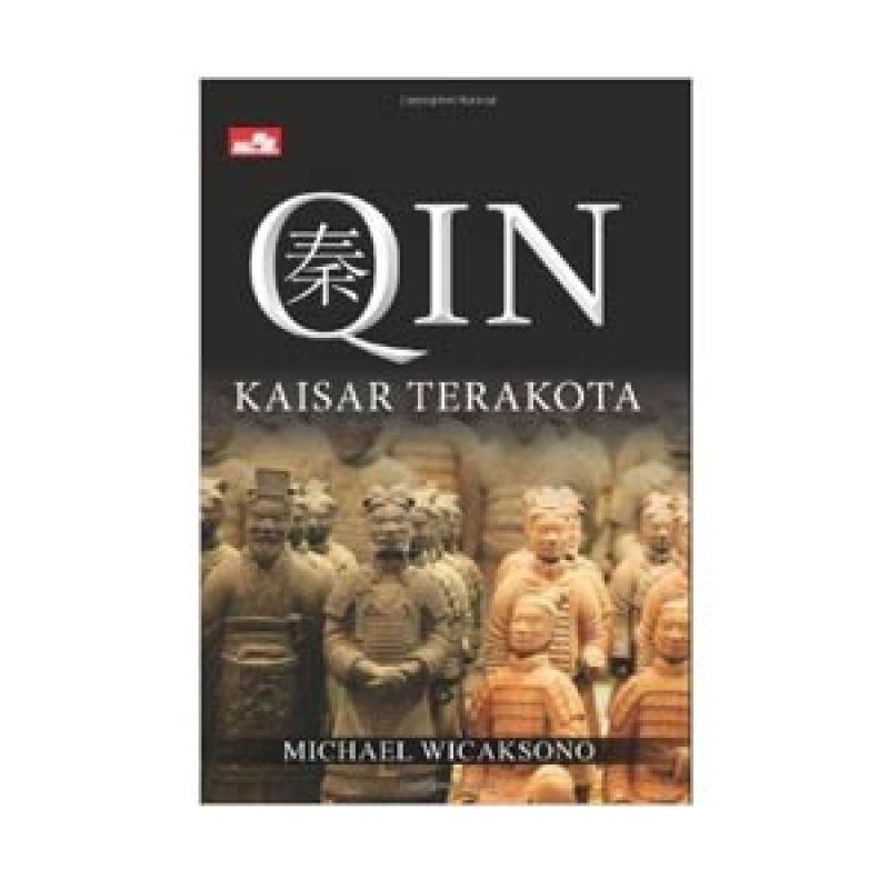 Grazera Qin Kaisar Terakota by Michael Wicaksono Buku Managemen