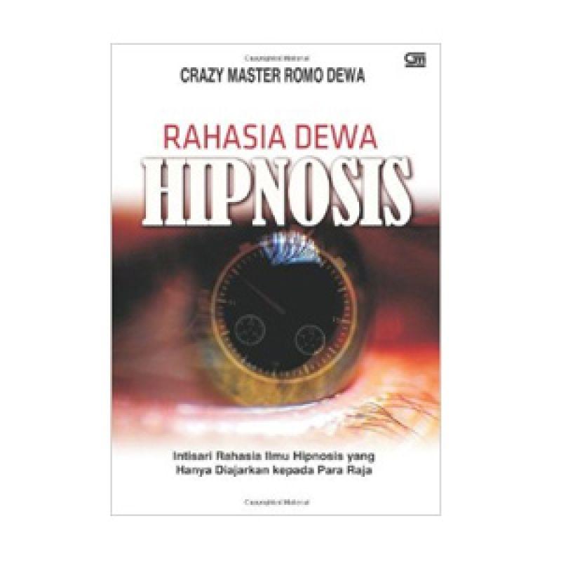 Grazera Rahasia Dewa Hipnosis by Crazy Master Romo Dewa Buku Pengembangan Diri