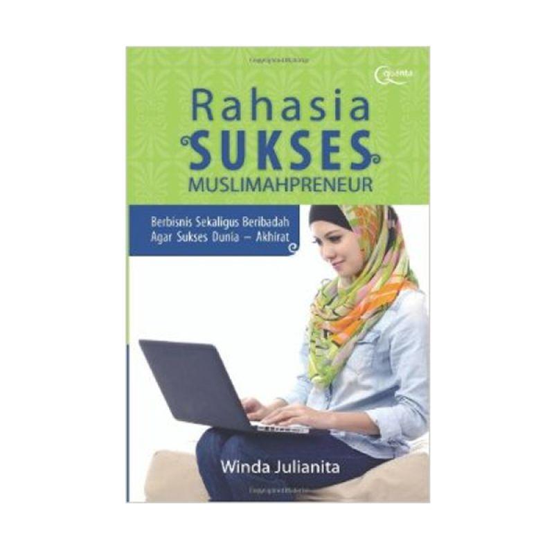 Grazera Rahasia Sukses Muslimahpreneur oleh Winda Julianita Buku Agama