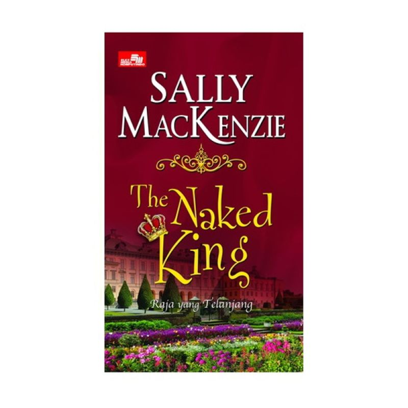 Grazera Raja yang Telanjang by Sally MacKenzie Buku Fiksi