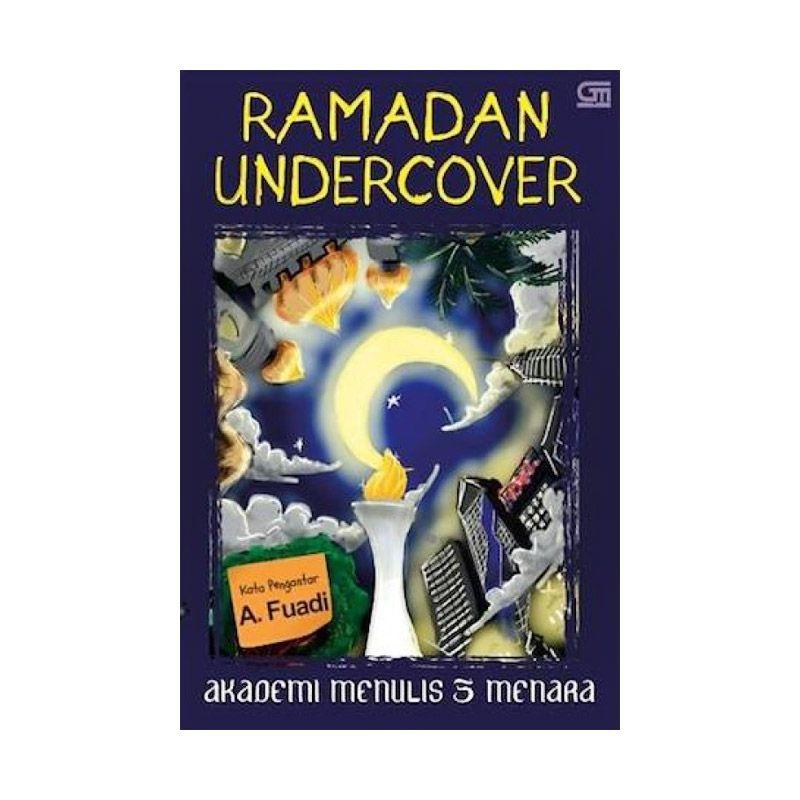 Grazera Ramadan Undercover by Akademi Menulis 5 Menara Buku Fiksi