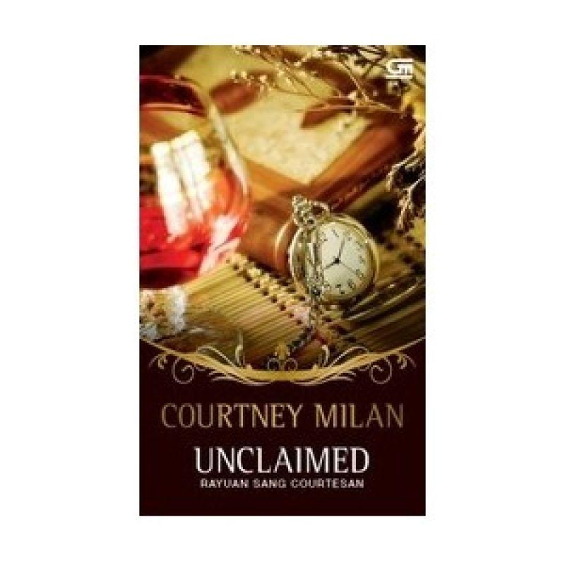 Grazera Rayuan Sang Courtesan by Courtney Milan Buku Fiksi