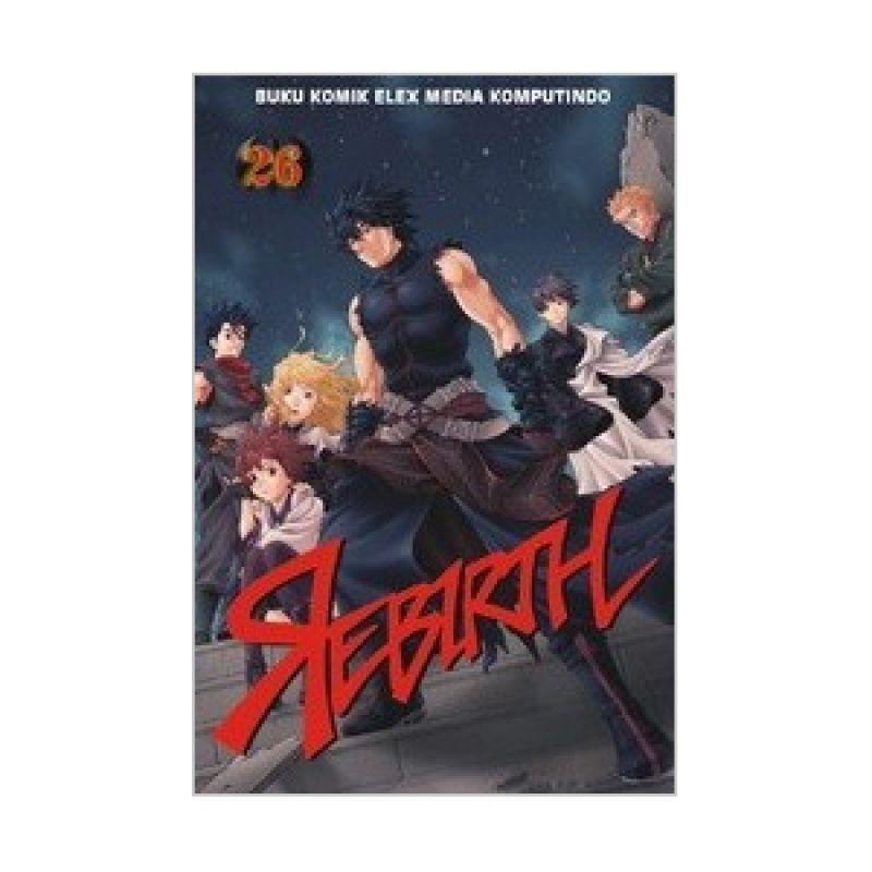 Grazera Rebirth Vol 26 By Lee Kang Woo Buku Komik