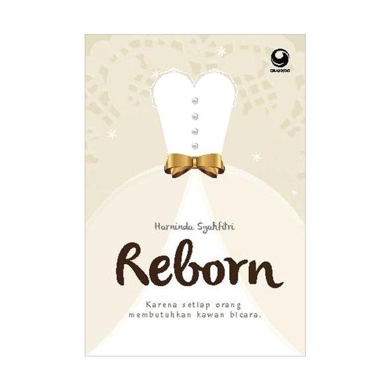 Grazera Reborn by Harninda Syahfitri & Ifnur Hikmah Buku Fiksi