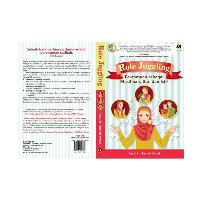Grazera Role Juggling oleh Andi Sri Suriati Amal Buku Agama