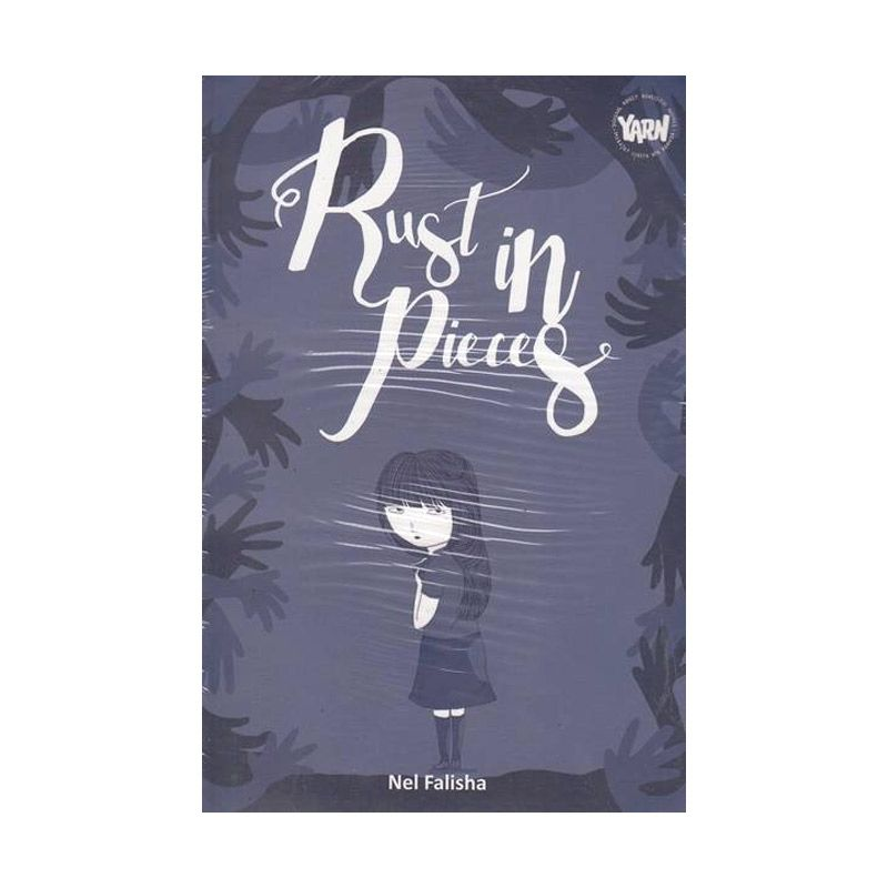 Grazera Rust In Pieces by Nel Falisha Buku Fiksi
