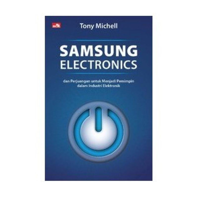 Grazera Samsung Electronics by Tony Michell Buku Ekonomi & Bisnis