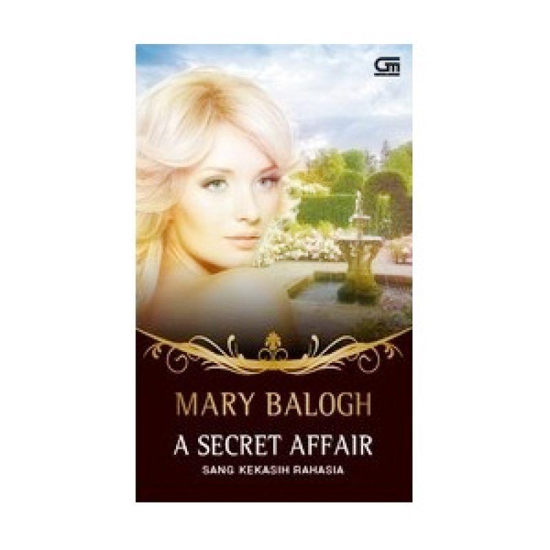 Grazera Sang Kekasih Rahasia by Mary Balogh Buku Fiksi
