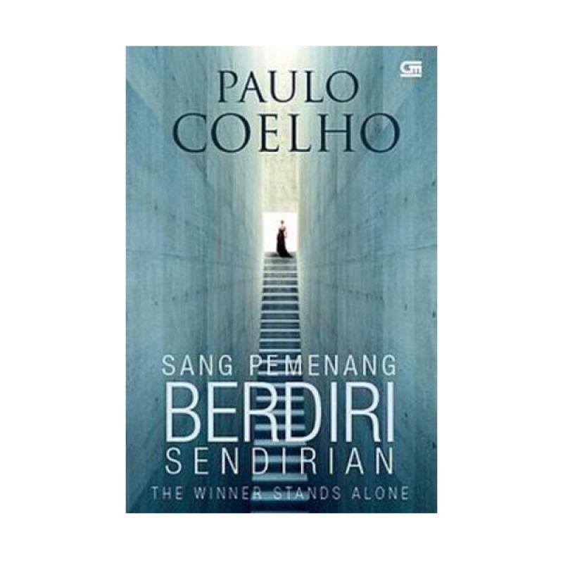 Grazera Sang Pemenang Berdiri Sendirian by Paulo Coelho Buku Fiksi