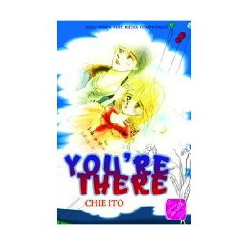 Grazera SC You're There by Chie Ito Buku Komik