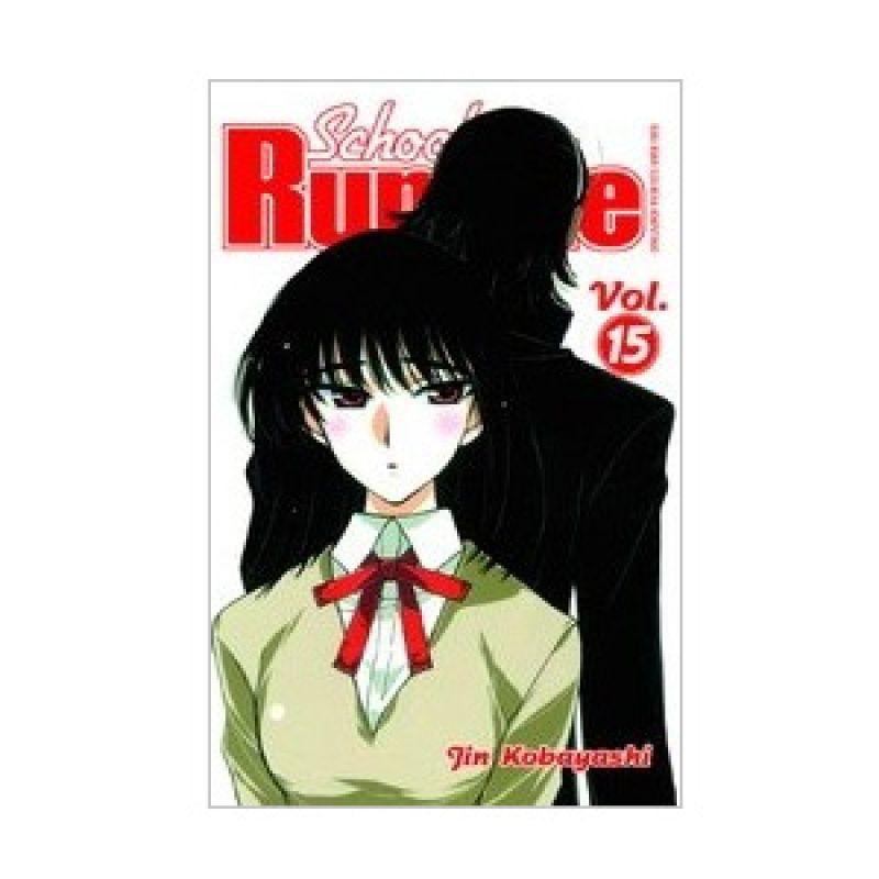 Grazera School Rumble Vol 15 by Jin Kobayashi Buku Komik
