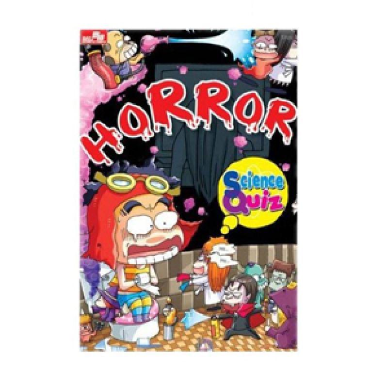 Grazera Science Quiz-Horror by Shin Hye Yeong Buku Fiksi