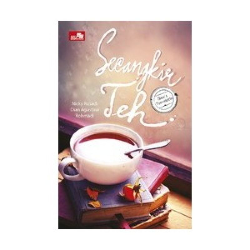 Grazera Secangkir Teh by Nicky Rosadi Buku Fiksi