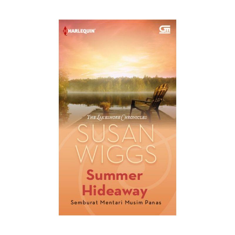 Grazera Semburat Mentari Musim Panas by Susan Wiggs Buku Fiksi