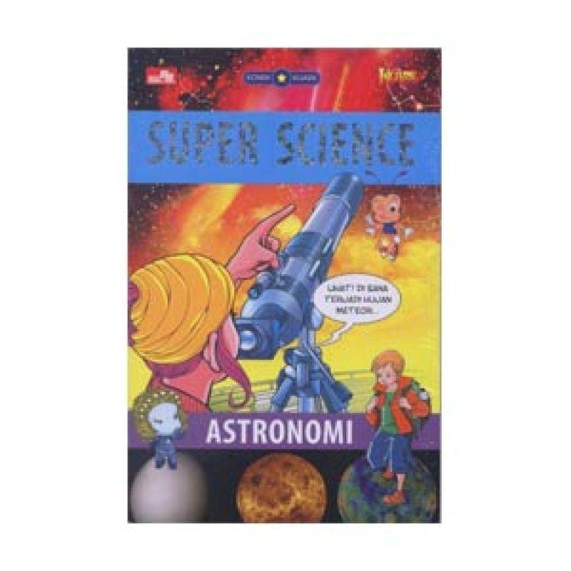 Grazera Seri Kuark: Super Science - Astronomi by Kuark Buku Fiksi