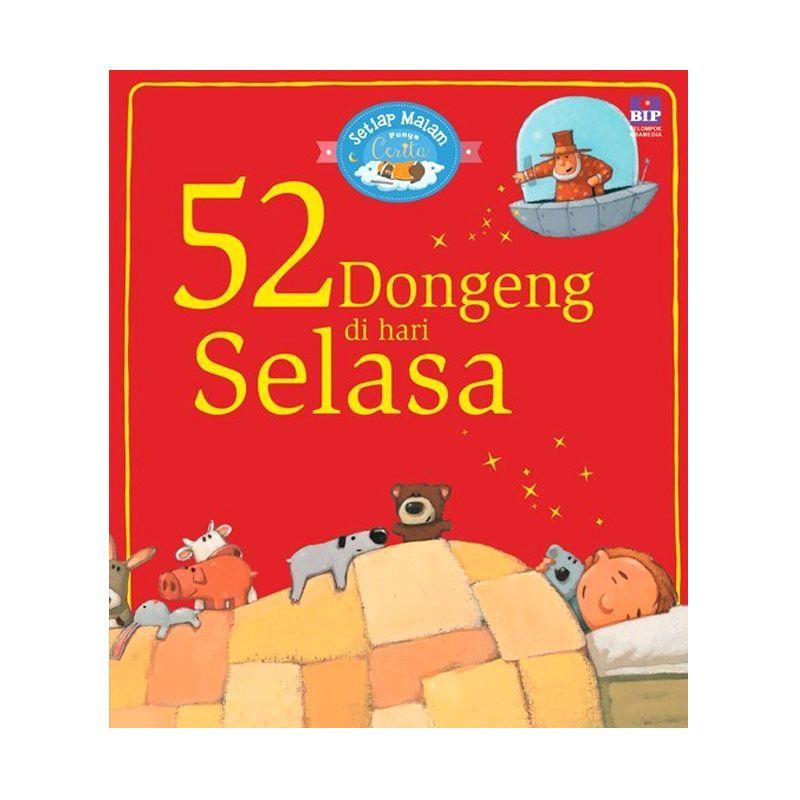 Grazera Setiap Malam Punya Cerita: 52 Dongeng Di hari Selasa oleh Fleurus Buku Anak