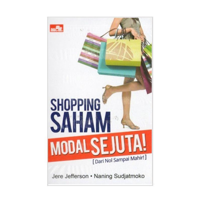 Grazera Shopping Saham Modal Sejuta! by Jeremia Jefferson dan Naning Sudjatmoko Buku Ekonomi & Bisnis