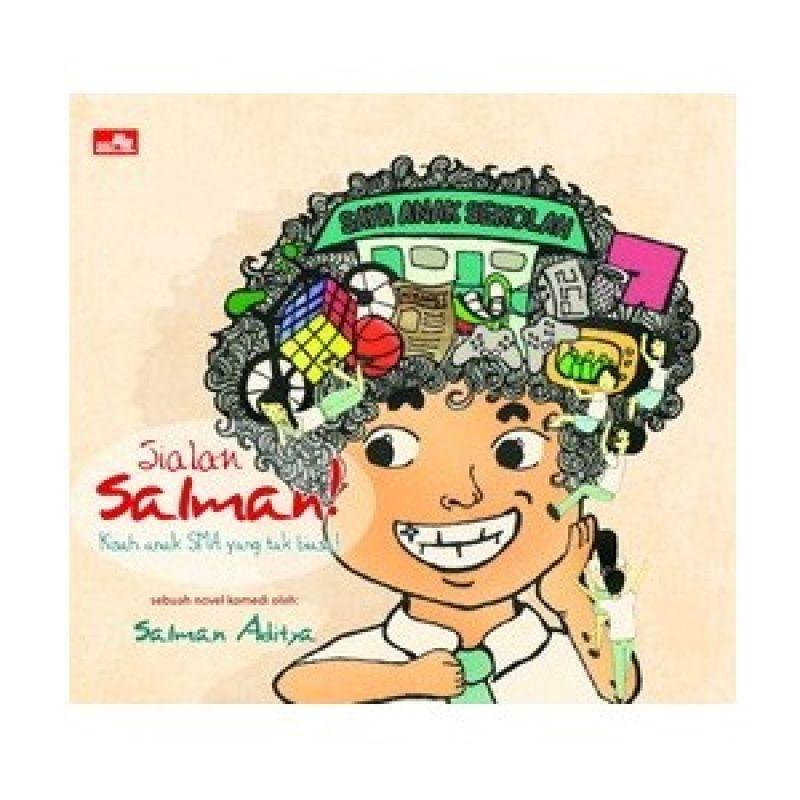 Grazera Sialan Salman by Salman Aditya Novel
