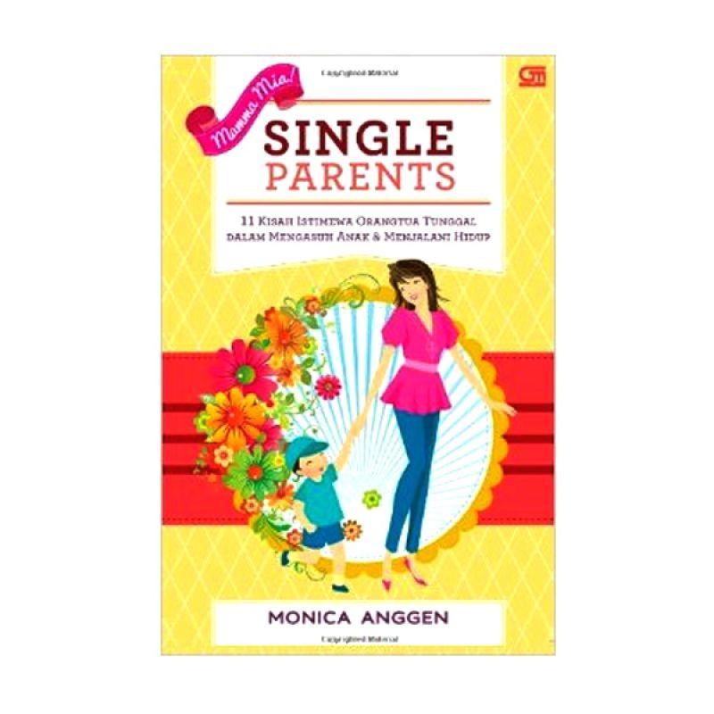 Grazera Single Parents by Monica Anggen Buku Keluarga