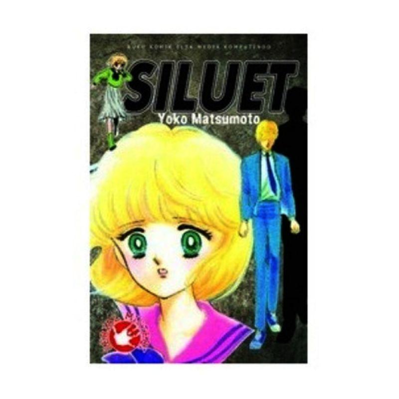 Grazera SM Siluet by Yoko Matsumoto Buku Komik