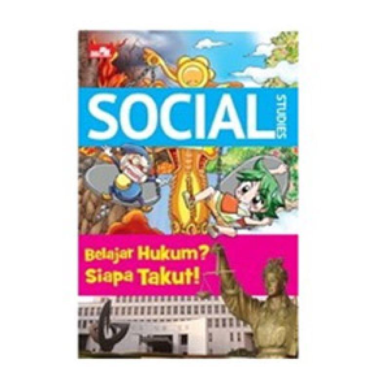 Grazera Social Studies Belajar Hukum? Siapa Takut! By Kim Won-Soo Buku Komik