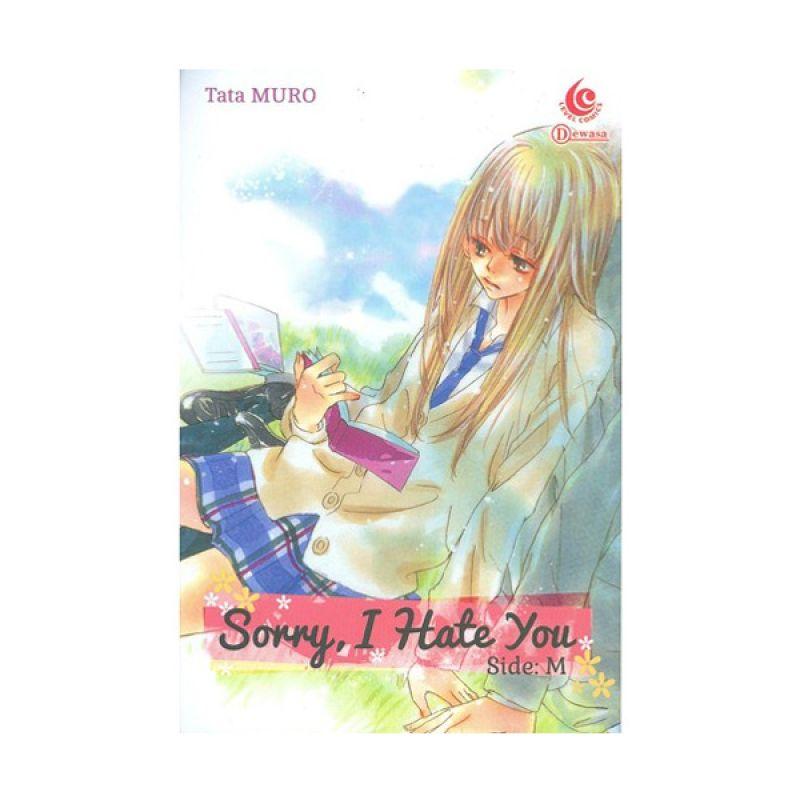 Grazera Sorry, I Hate You [Side M] by Tata Muro Buku Komik