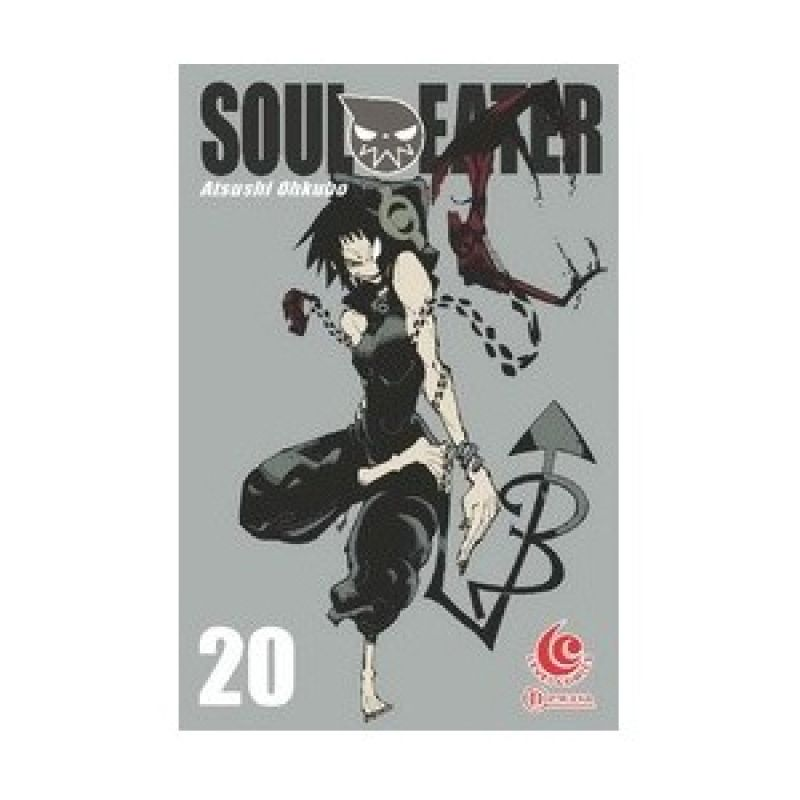 Grazera Soul Eater Vol 20 by Atsushi Ohkubo Buku Komik