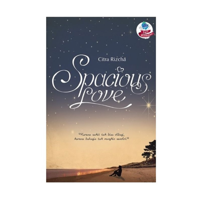 Grazera Spacious Love by Citra Rizcha Buku Fiksi