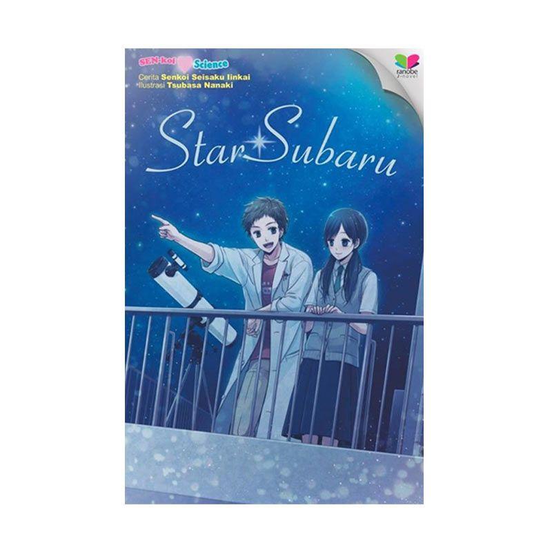 Grazera Star Subaru By Senkoi Seisaku Iinkai dan Tsubasa Nanaki Buku Komik