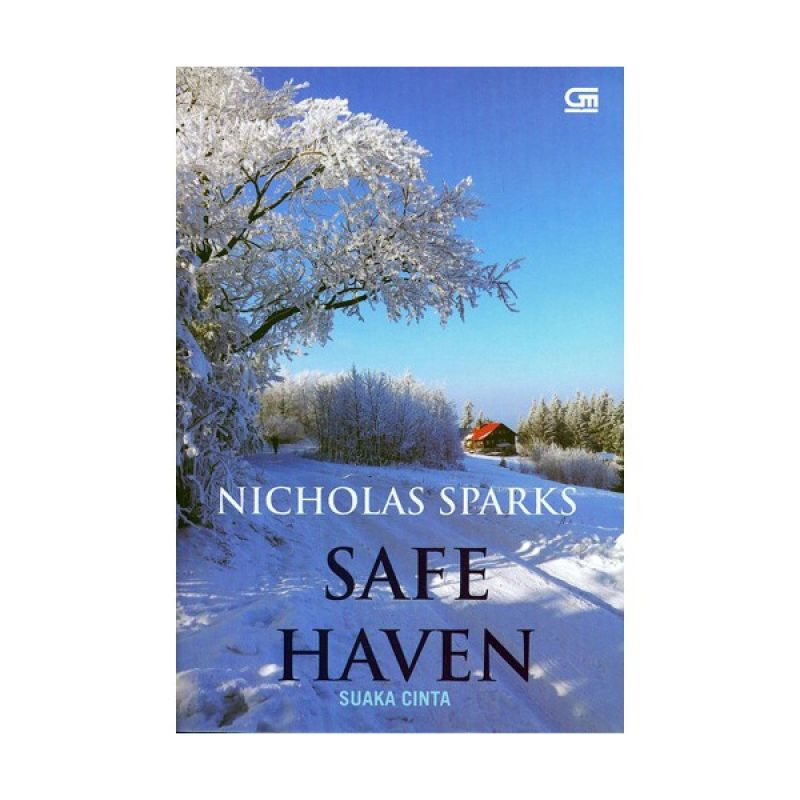Grazera Suaka Cinta by Nicholas Sparks Buku Fiksi
