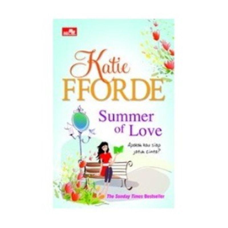 Grazera Summer Of Love by Katie Fforde Buku Fiksi