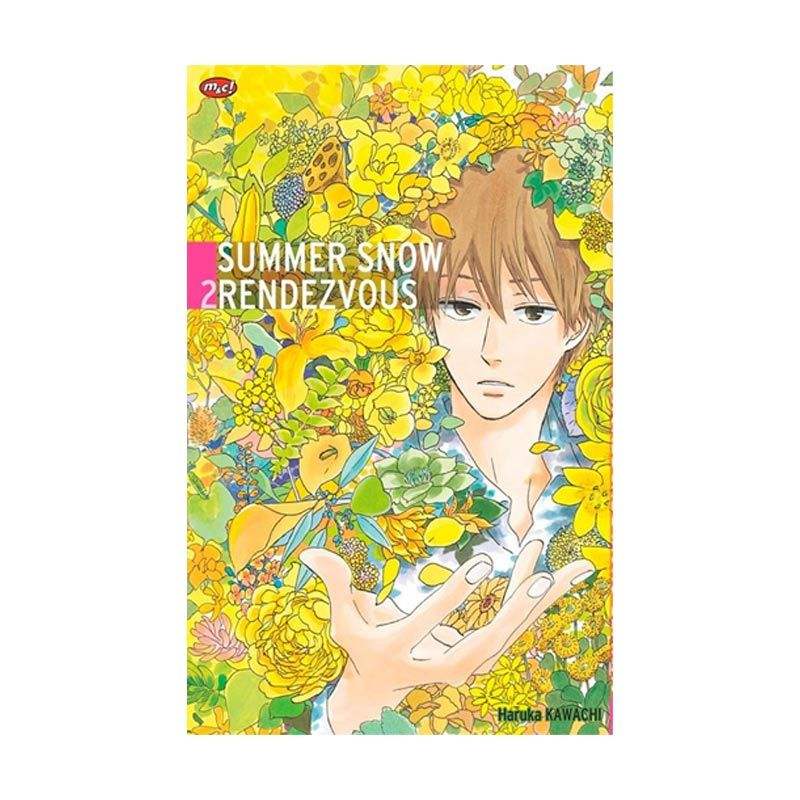 Grazera Summer Snow Rendezvouz Vol.02 By Haruka Kawachi Buku Komik
