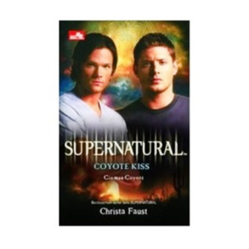 Grazera Supernatural by Christa Faust Buku Fiksi