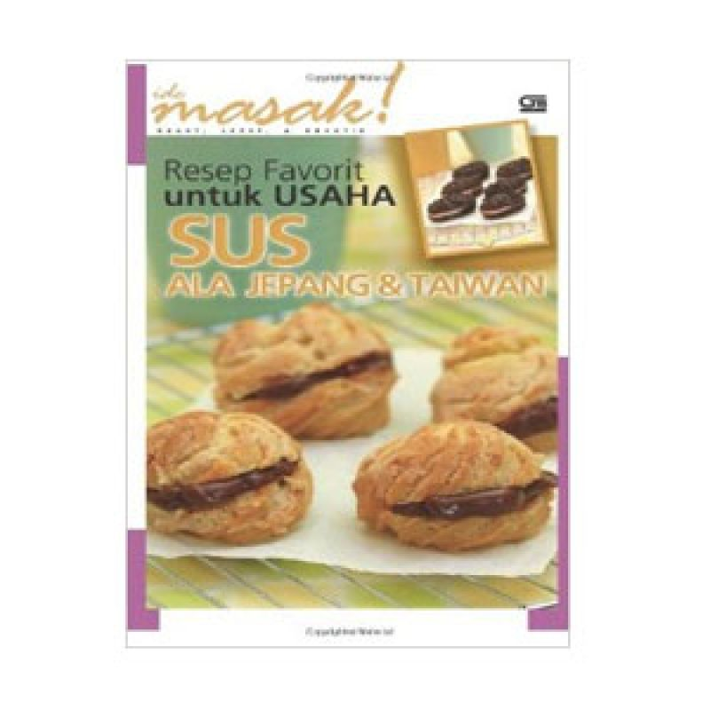 Grazera Sus ala Jepang & Taiwan by Ide Masak Buku Resep Masakan