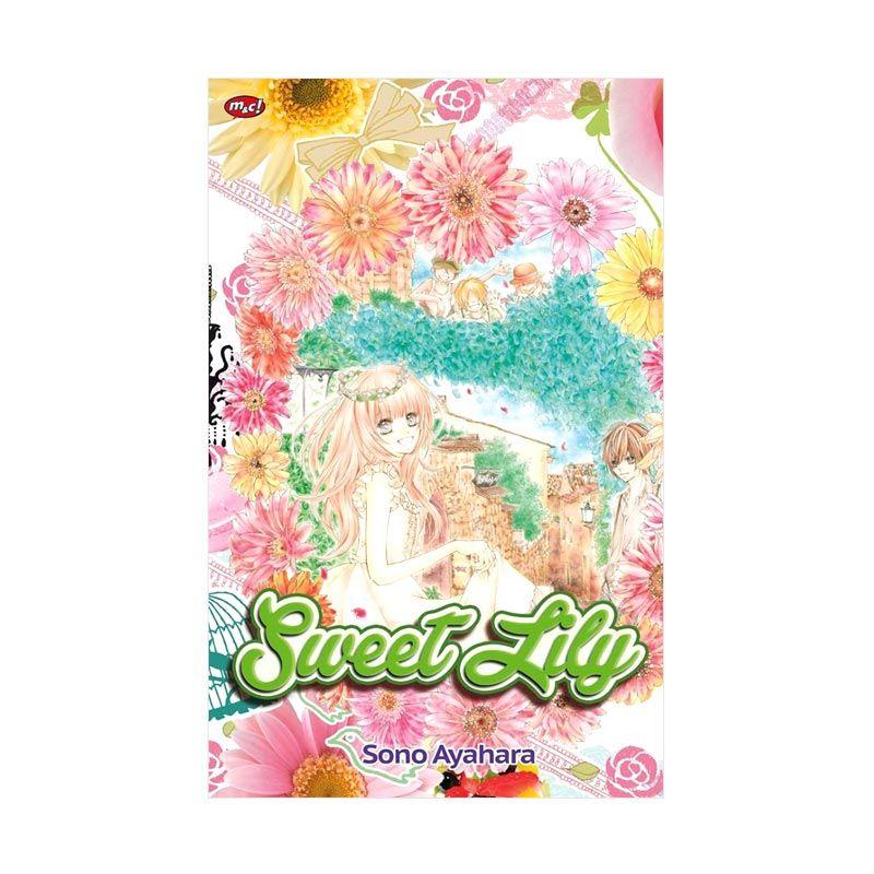 Grazera Sweet Lily by Sono Ayahara Buku Komik