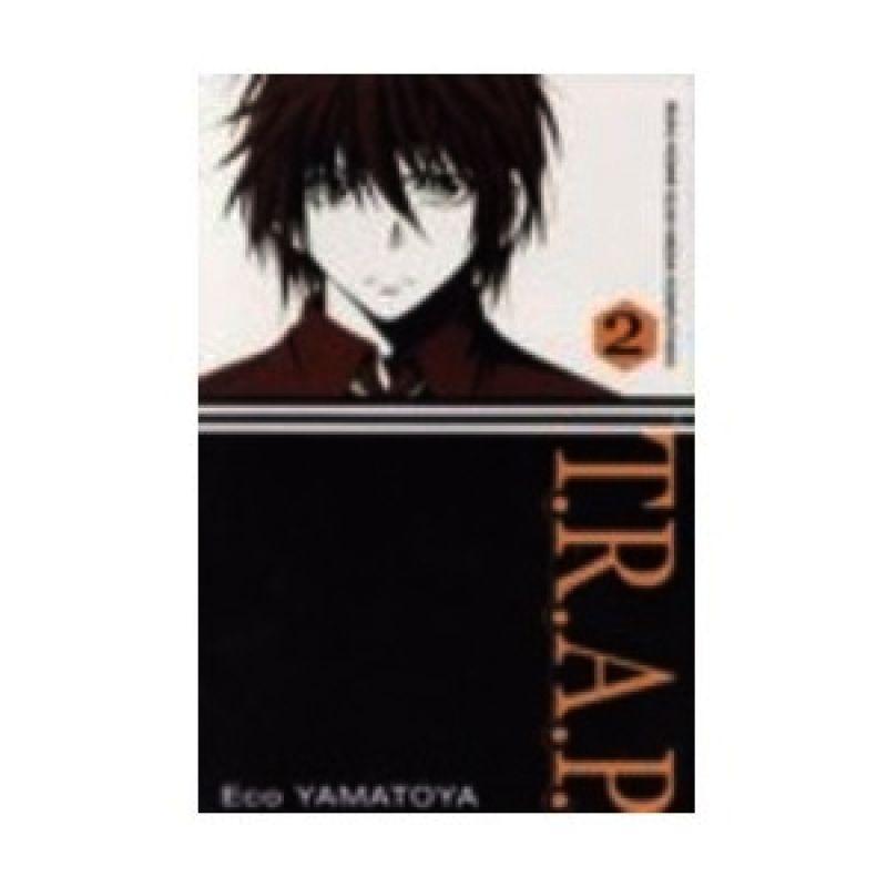 Grazera T.r.a.p Vol 02 by Eco Yamato Buku Komik