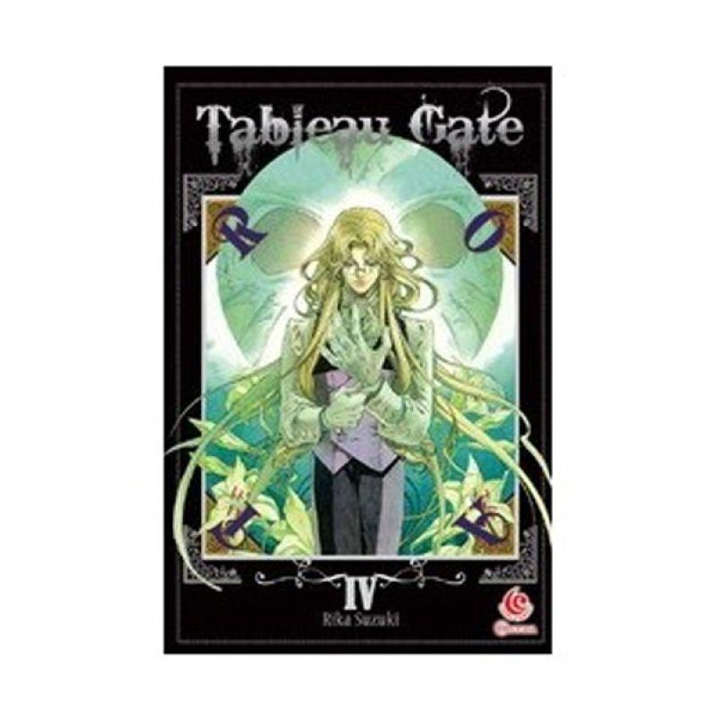 Grazera Tableau Gate Vol 04 by Rika Suzuki Buku Komik