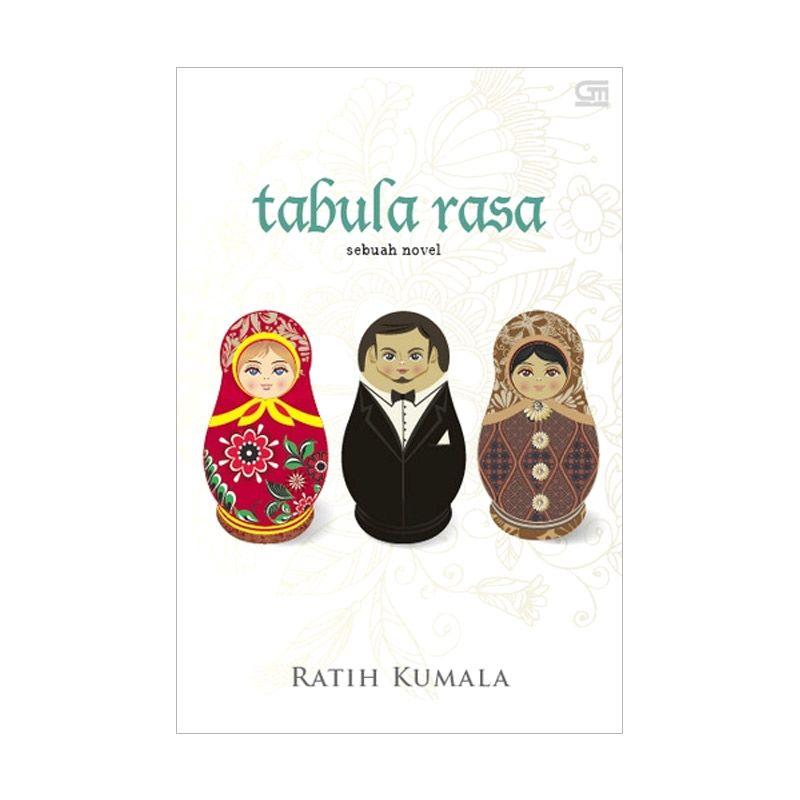 Grazera Tabula Rasa by Ratih Kumala Buku Fiksi