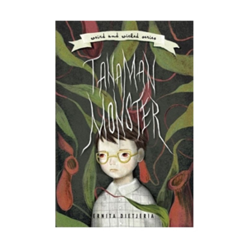Grazera Tanaman Monster by Ernita Dietjeria Buku Fiksi