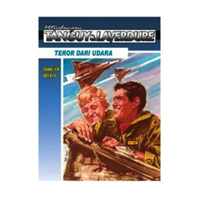 Grazera Tanguy & Laverdure Teror dari Udara by Charlier Buku Komik