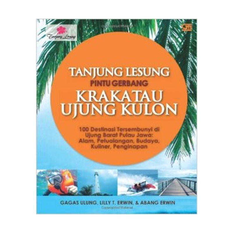 Grazera Tanjung Lesung by Gagas Ulung Buku Pariwisata
