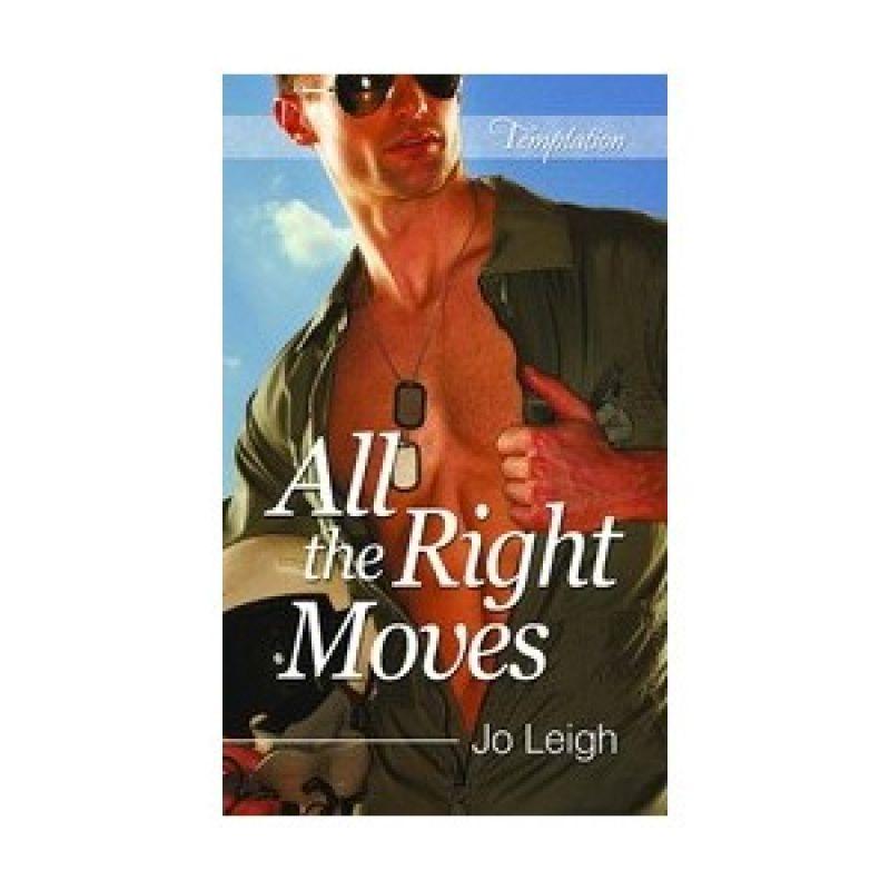 Grazera Temptation All The Right Moves by Jo Leigh Buku Fiksi