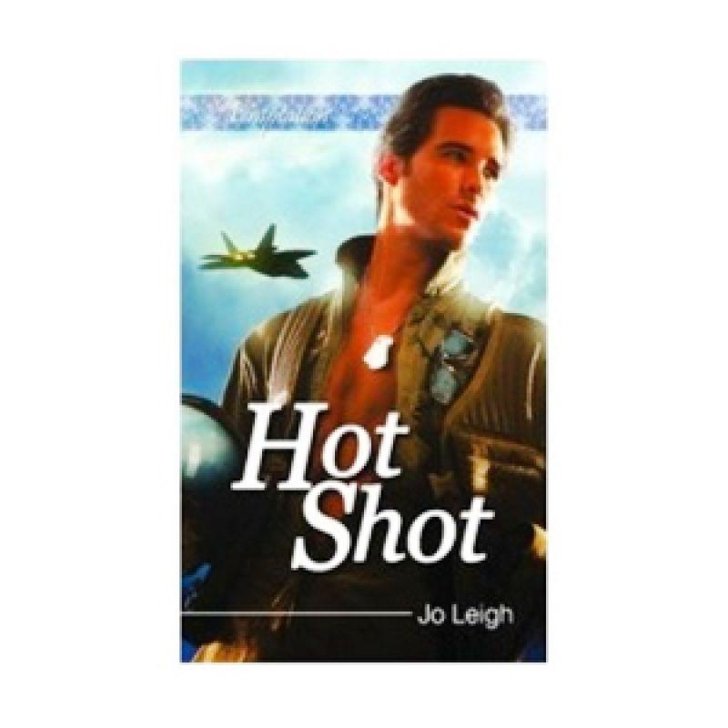 Grazera Temptation Hot Shot by Jo Leigh Buku Fiksi