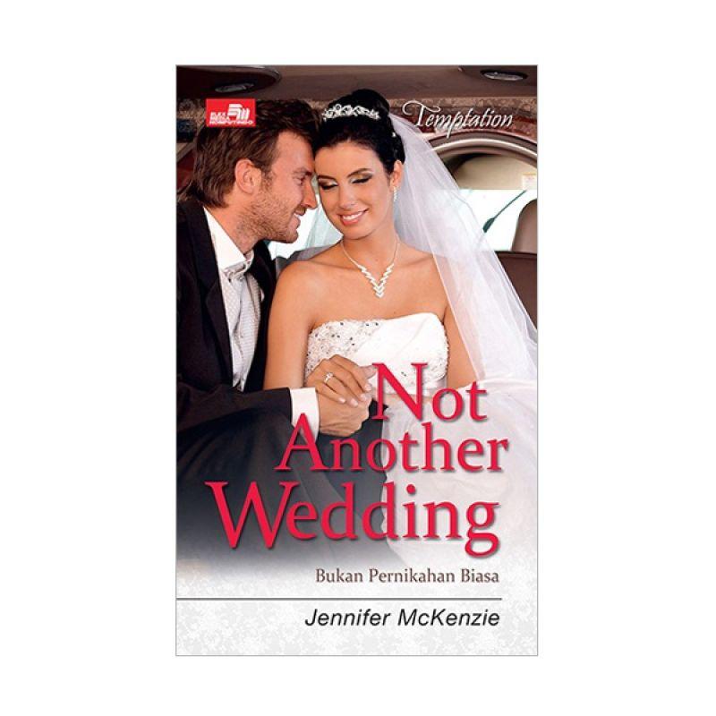 Grazera Temptation Not Another Wedding Bukan Pernikahan Biasa By Jennifer McKenzie Buku Fiksi