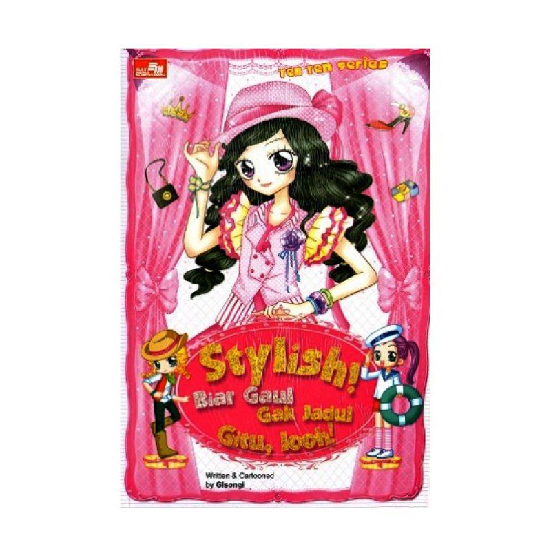 Grazera Ten Ten Stylish by Glsongi Buku Komik