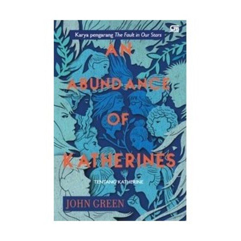 Grazera Tentang Katherine by John Green Buku Fiksi