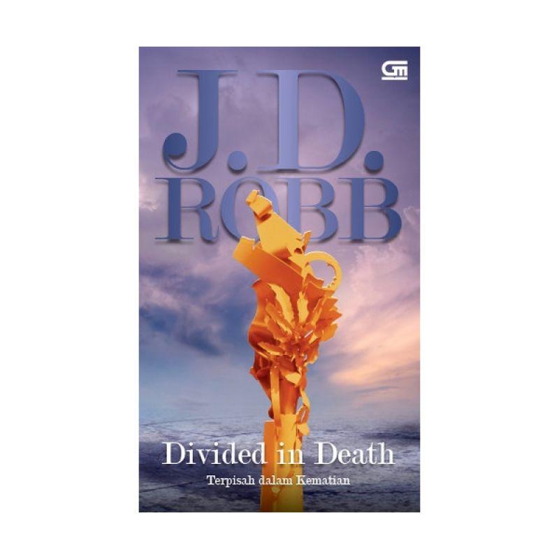 Grazera Terpisah Dalam Kematian by J.D. Robb Buku Fiksi