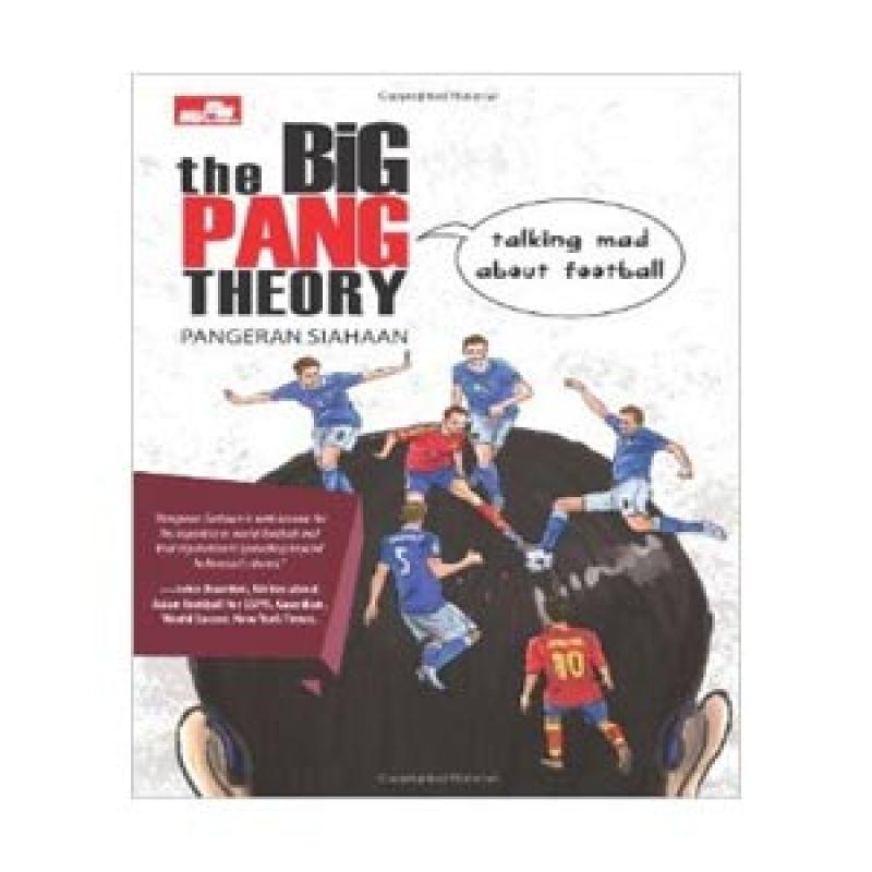 Grazera The Big Pang Theory by Pangeran Siahaan Buku Managemen