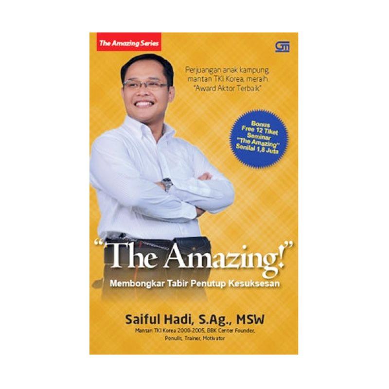 Grazera The Amazing - Saiful Hadi Buku Ekonomi & Bisnis