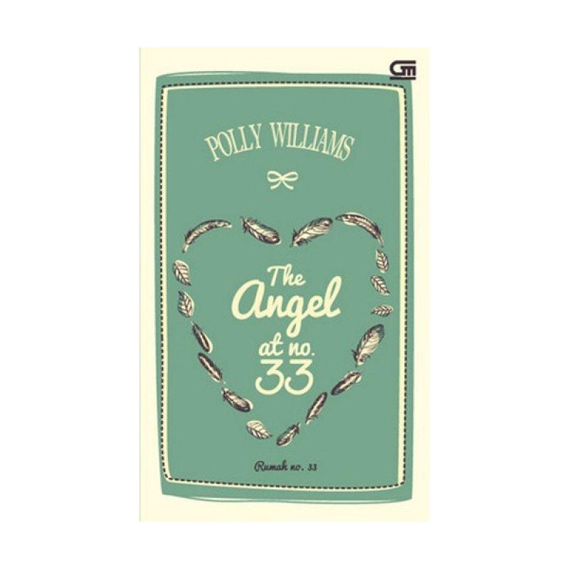 Grazera The Angel at No. 33 by Polly Williams Buku Fiksi